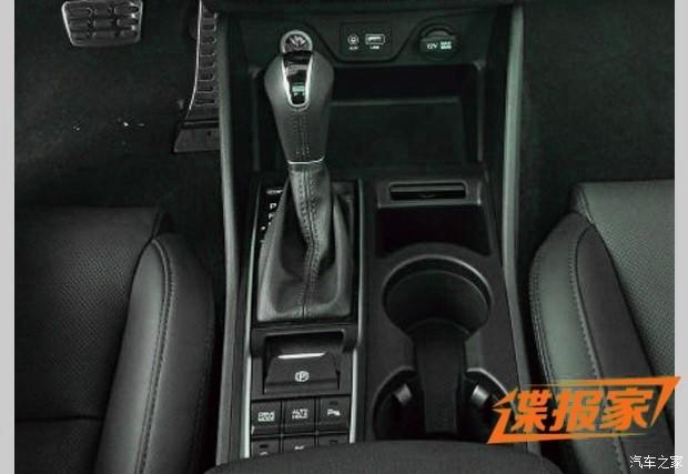 上市 北京现代全新途胜明日下线高清图片