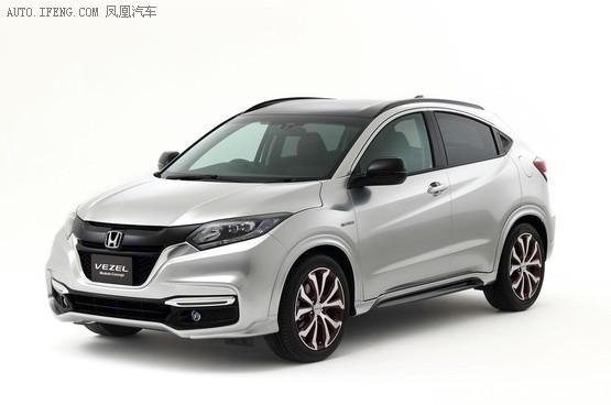 本田小型SUV将国产 两款车型明年初上市