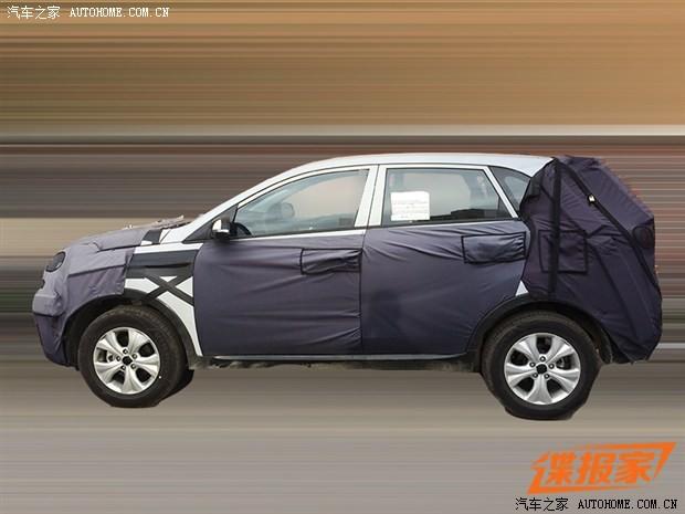 东风悦达起亚小型SUV 新款K2将11月发布高清图片